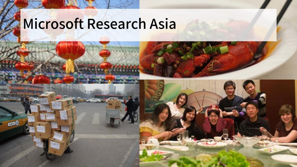 Microsoft Research Asia