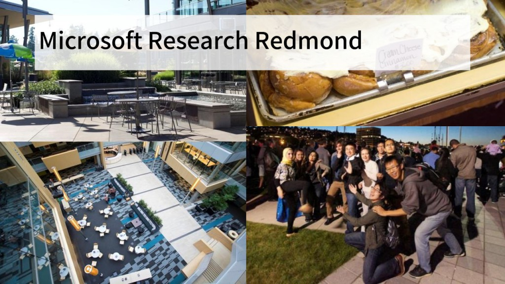 Microsoft Research Redmond
