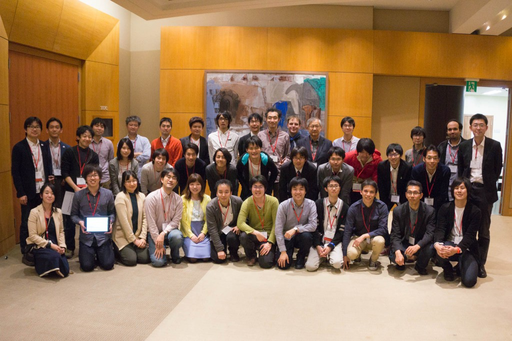 ACM CHI Symposium on Emerging Japanese HCI Research Collection参加者一同